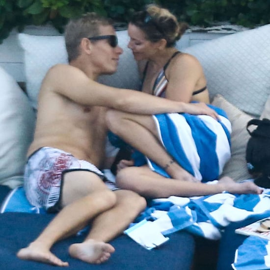 Katie Cassidy and New Boyfriend PDA in Miami