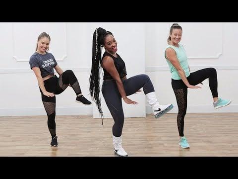 30minute hiphop tabatapopsugar fitness  best dance