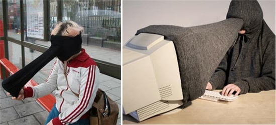 Totally Geeky or Completely Crazy? The Privacy Scarf