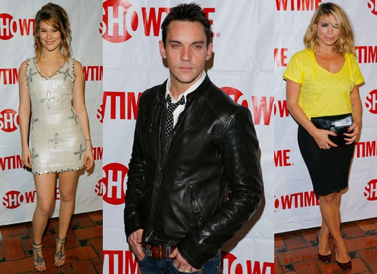 Photos of Jonathan Rhys Meyers, Billie Piper, Joss Stone at Showtime 2009 Winter TCA