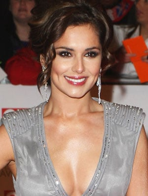 Cheryl Cole at the 2010 National Television Awards