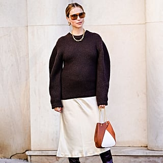 How to Wear Skirt With Boots