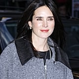 Jennifer Connelly Confesses Her Pregnancy Cravings For Pretzels and Cream Cheese on The Late Show