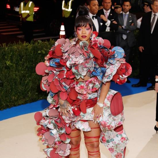 Rihanna's Met Gala Dresses