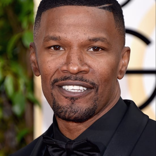 Jamie Foxx Celebrates 50th Birthday With Katie Holmes