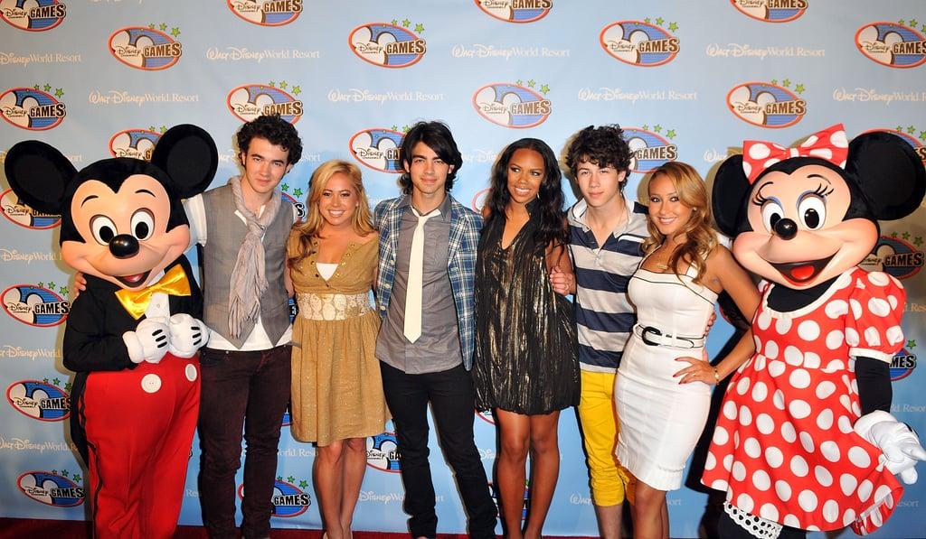 The Jonas Brothers and the Cheetah Girls