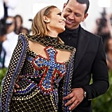Pictured: Jennifer Lopez and Alex Rodriguez