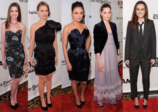 Photos of the Gotham Awards