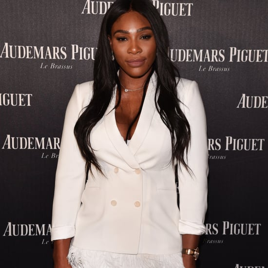 Serena Williams's Body-Positive Interview With Time.com