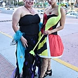 Ursula and Queen of Hearts