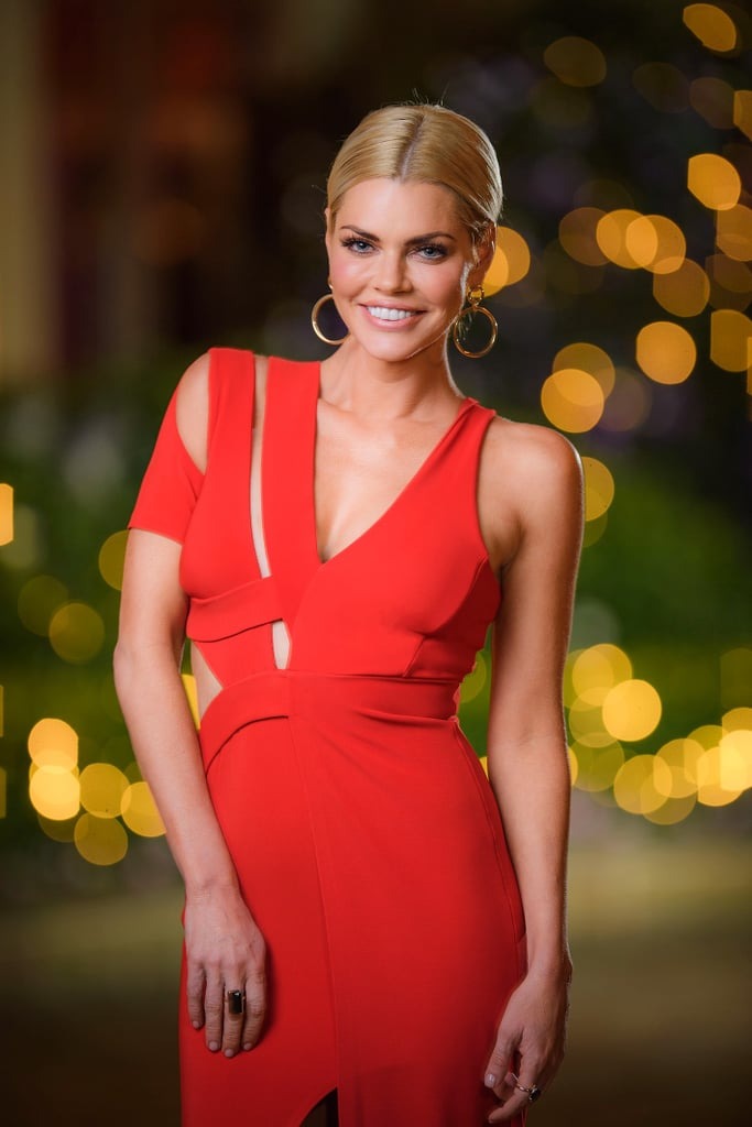 Sophie Monk's Black Cut-Out Gown Is All We Care About Today