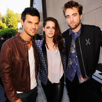 Kristen Stewart and Robert Pattinson Pictures at 2012 Teen Choice Awards