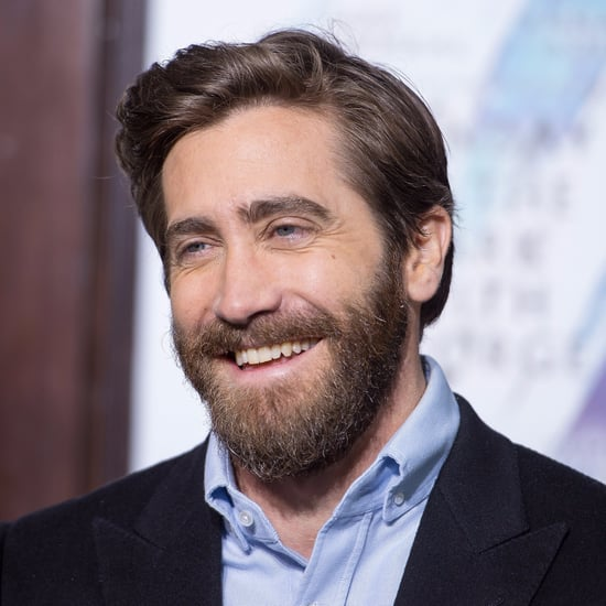 Jake Gyllenhaal at Sunday in the Park With George Photocall