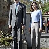 October in Villaviciosa, Spain