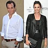 Will Arnett and Katie Lee