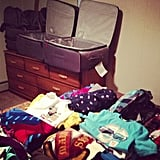 I Pack Suitcases