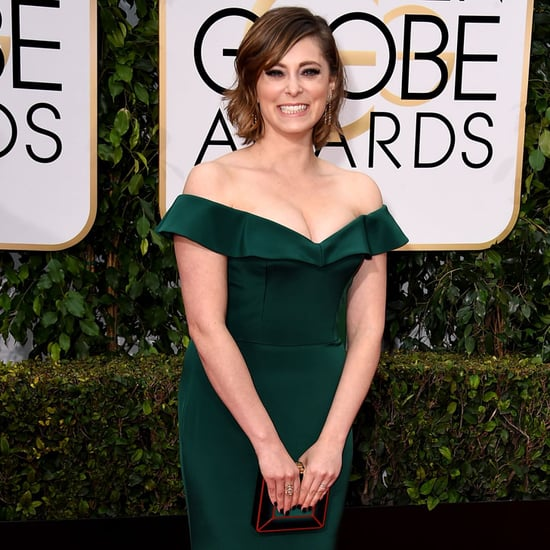 Rachel Bloom's Acceptance Speech at the Golden Globes 2016