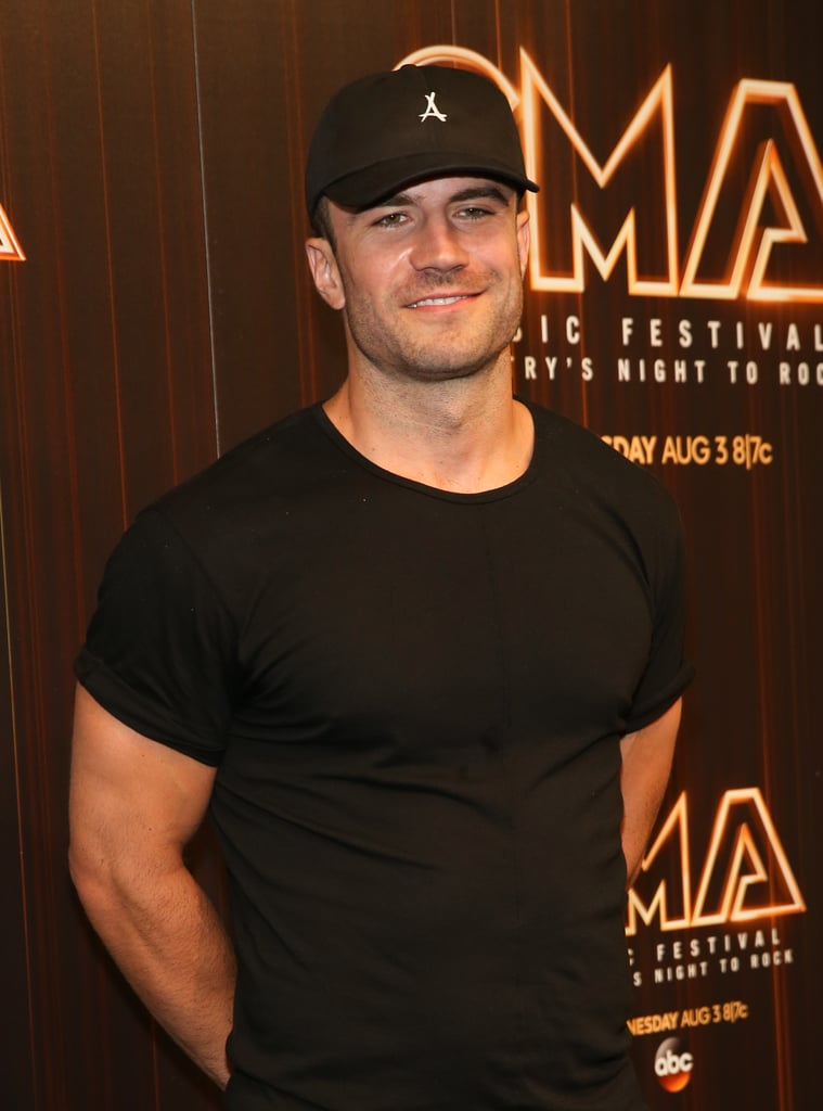 """Just days after attending the CMT Music Awards, Sam Hunt brought his gorgeous good looks to the CMA Music Festival in Nashville on Friday. In addition to flashing his megawatt smile in the press room, the country heartthrob made fans swoon with a performance of his song """"Take Your Time."""" Most recently, Sam opened up about his relationship status to CMT, revealing that he is, indeed, single after they mentioned his latest hit, """"Single For the Summer."""" He also admitted that he is """"not at the same place I was when I wrote this song a few years ago"""" and that he's """"hoping there's a possibility"""" he finds someone special by the Fall. Get to know more about the star in 11 quick facts."""