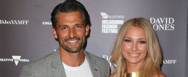Anna Heinrich and Tim Robards Are Officially Engaged!