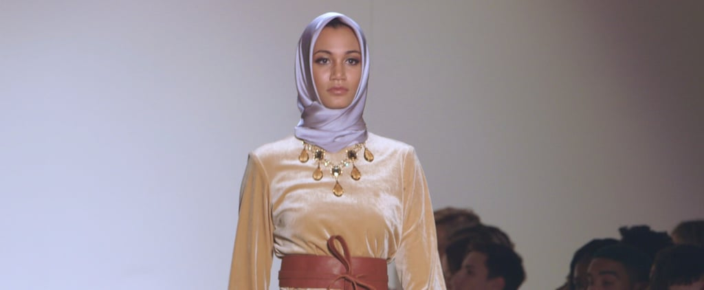 ​Anniesa Hasibuan Immigrant Runway at New York Fashion Week