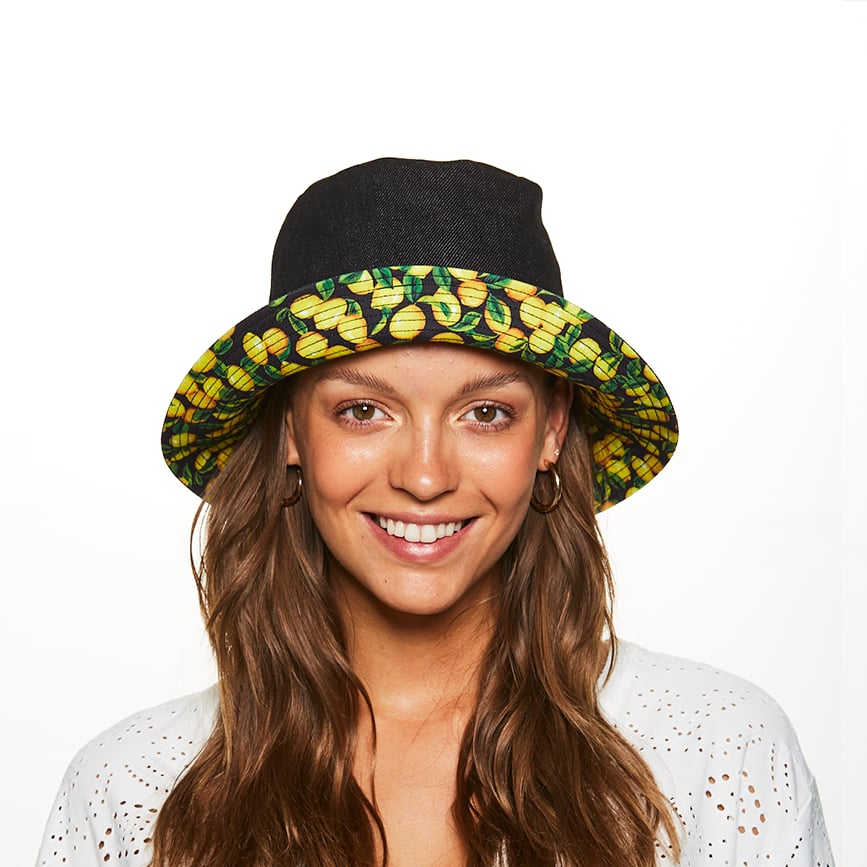 Genie by Eugenia Kim Sara Reversible Bucket Hat
