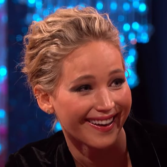 Jennifer Lawrence on The Graham Norton Show December