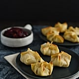 Thanksgiving Leftovers Dumplings