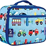 Train, Planes, and Trucks Lunch Box