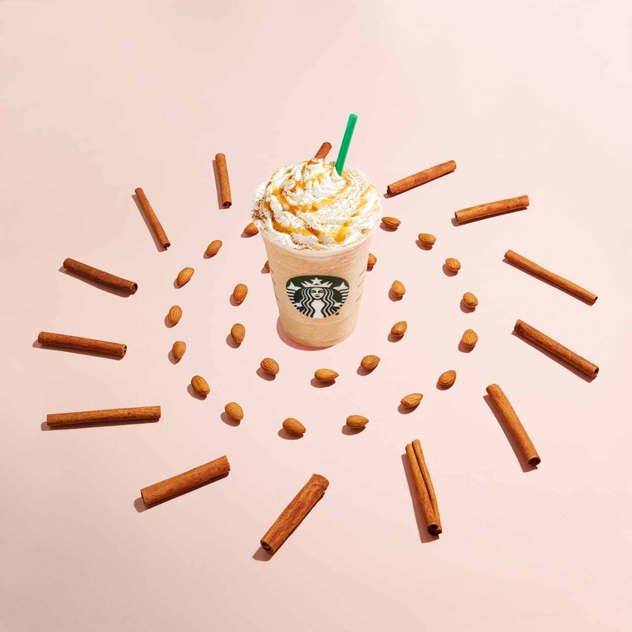 Starbucks' New Frappuccino Makes Us So Excited For Fall