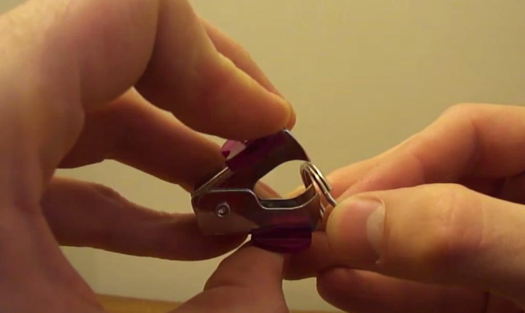 Tacking on Keys