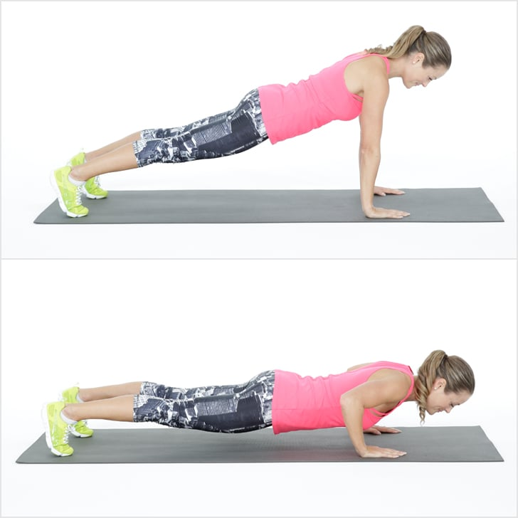 Push-Up | The At-Home Workout That Works Your Entire Body ...