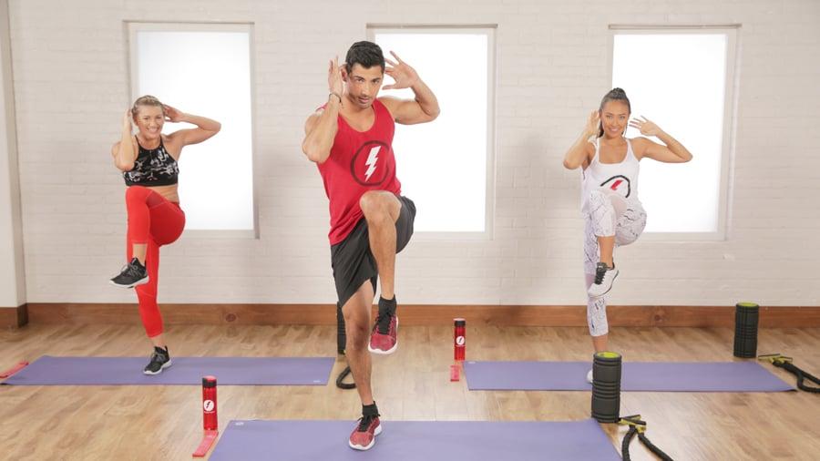 Low-Impact High-Intensity Workout