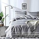 Grey Comforter Set