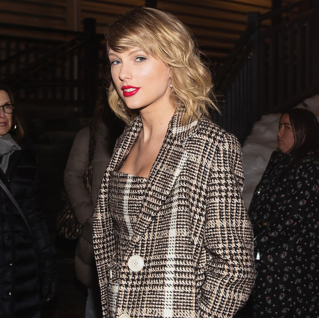 Taylor Swift Drops Evermore Jewellery For Her Birthday