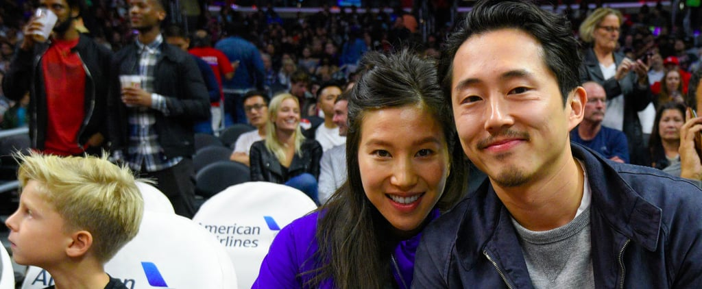 Steven Yeun Welcomes a Baby Boy With Joana Pak