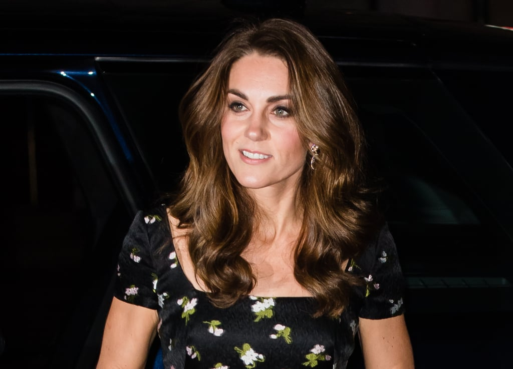 Kate Middleton's Signature Bouncy Blowout, 2019