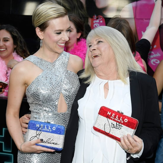 Scarlett Johansson and Geraldine Dodd Rough Night Opening