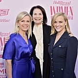 Gretchen Carlson, Sherry Lansing, and Reese Witherspoon