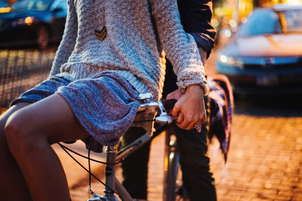 Go for a bike ride.