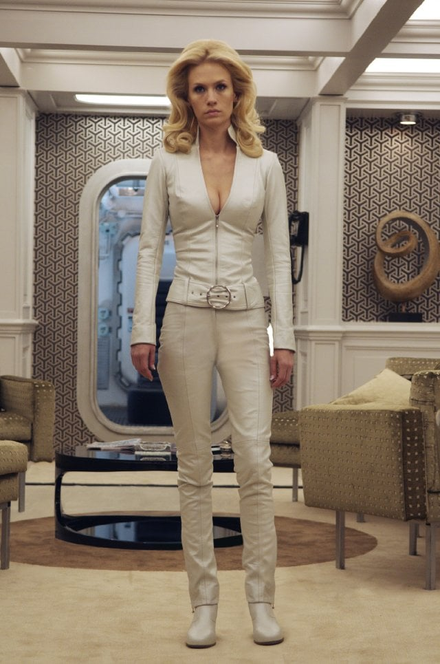 Emma Frost From X-Men: First Class