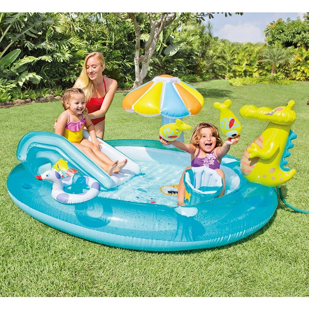 Intex Gator Inflatable Play Center