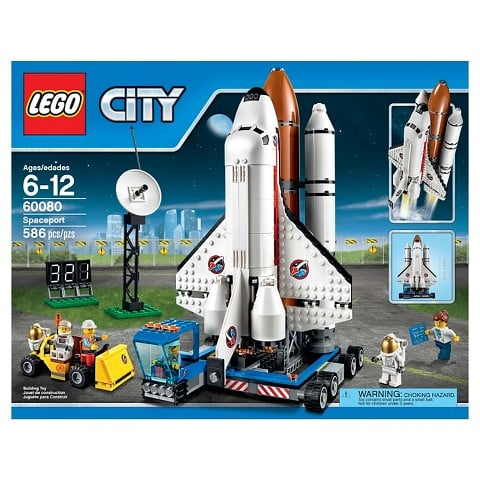 Lego City Space Port