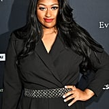 Jazmine Sullivan as Thalia, the Muse of Comedy