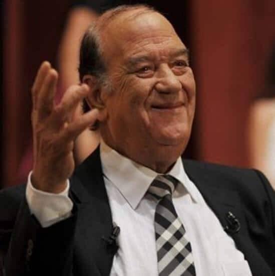 وفاة الممثل المصري حسن حسني عن عمر يناهز 89 عاماً