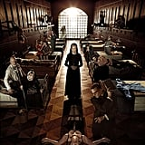 American Horror Story Two wins total:  Outstanding supporting actor in a miniseries or movie, James Cromwell Outstanding sound editing for a miniseries or movie
