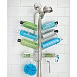 mDesign Metal Wire Bathroom Tub & Shower Caddy