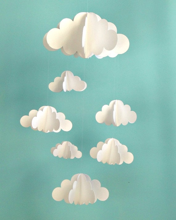 handmade cloud mobile