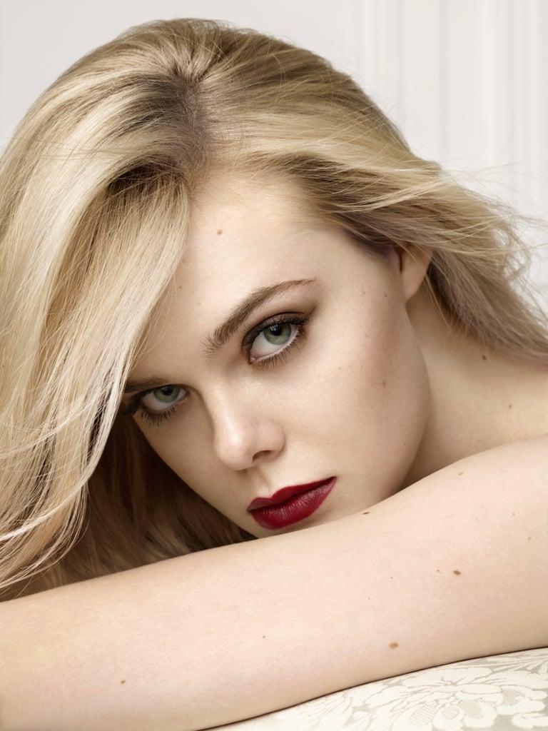 Elle Fanning For L'Oréal Paris