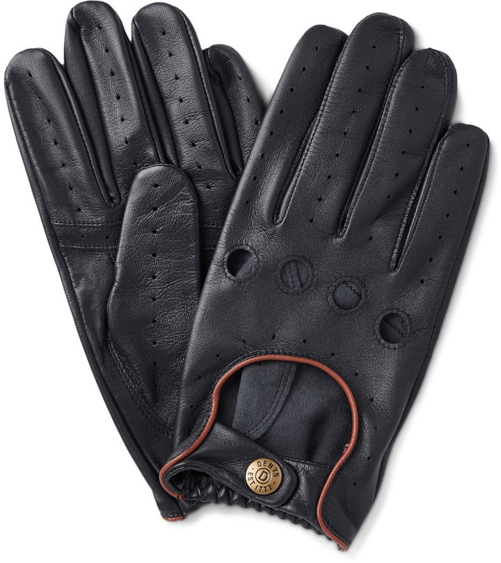 If He's All About Those Stretchy Black Gloves . . .