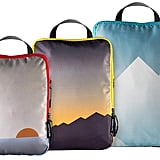 Well Traveled Compression Packing Cubes for Travel